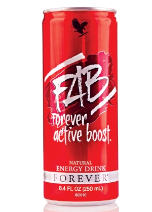 Forever Fab Energy Drink