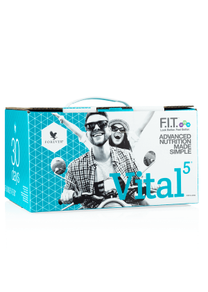 Vital 5 Pack With Aloe Vera