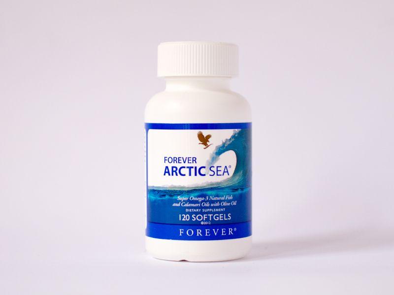 Forever Arctic Sea - Omega 3, Omega 9.